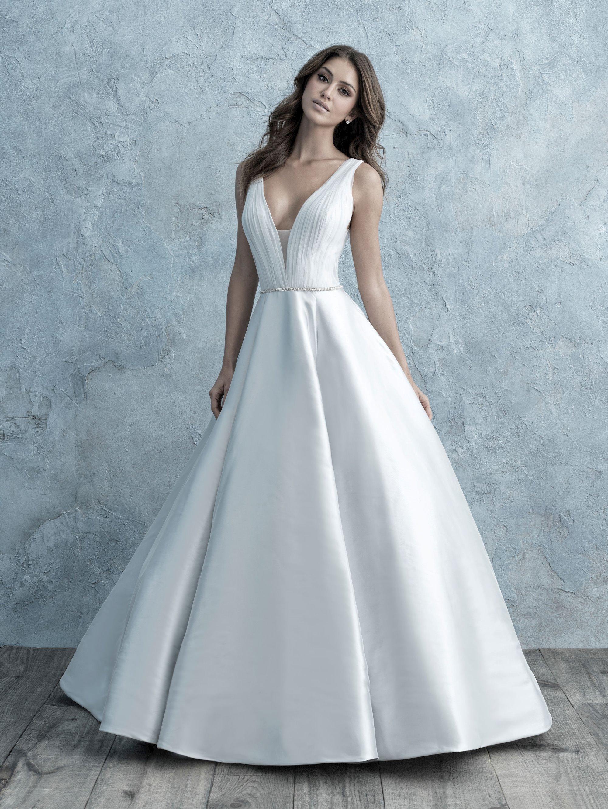 Allure Wedding Dresses.Allure Bridals 9680 Nikki S Glitz And Glam Boutique Bridal Gown
