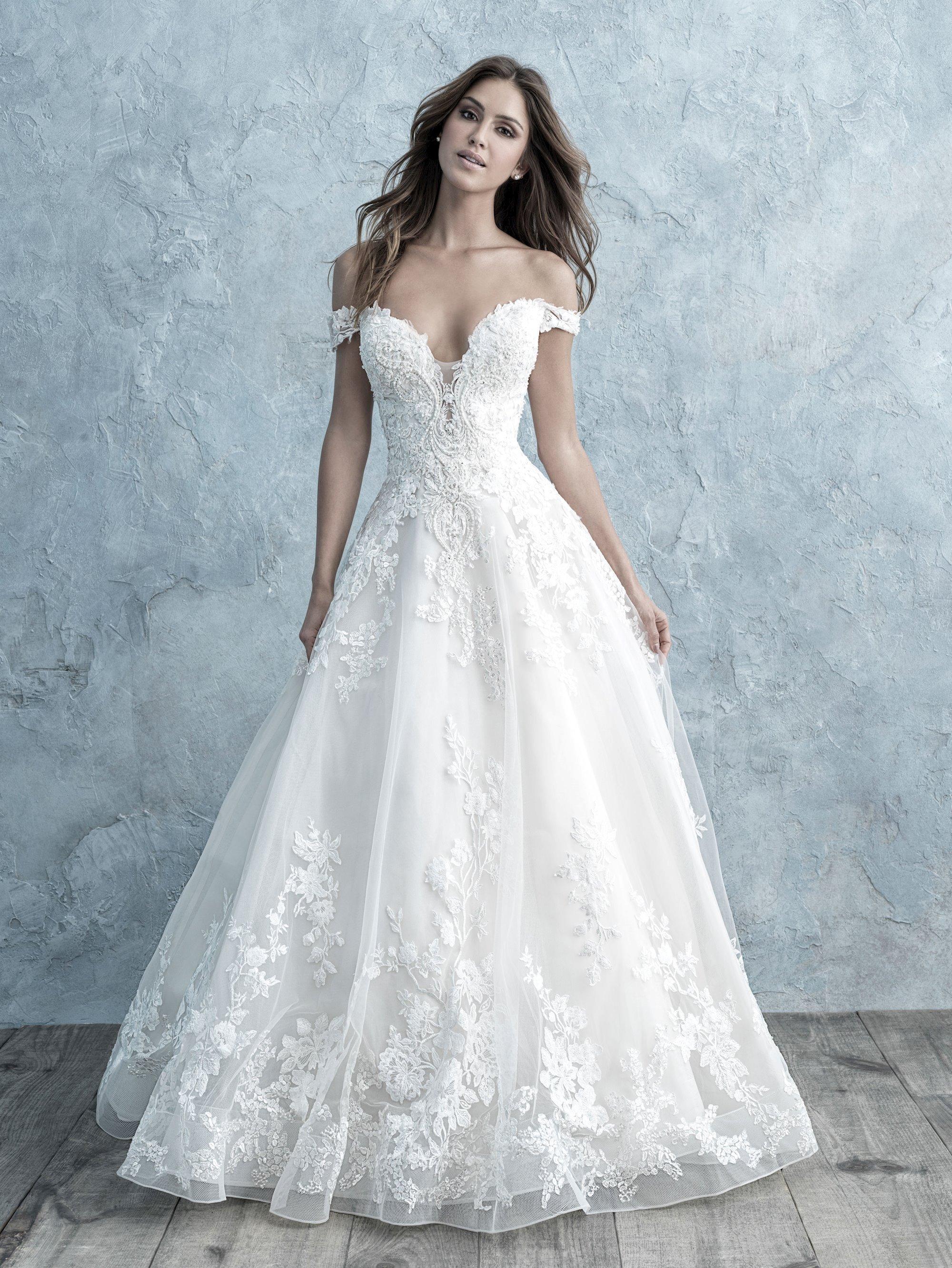 Allure Wedding Dresses.Allure Bridals 9681 Nikki S Glitz And Glam Boutique Bridal Gown