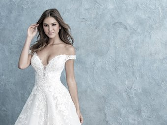 Allure Bridals Style #9681