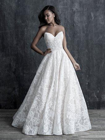 Allure Bridals Style #C553