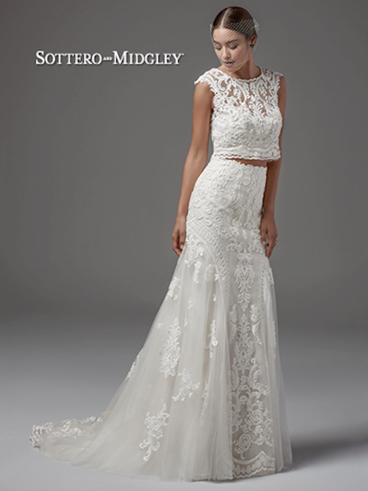 Sottero & Midgley Channing Image
