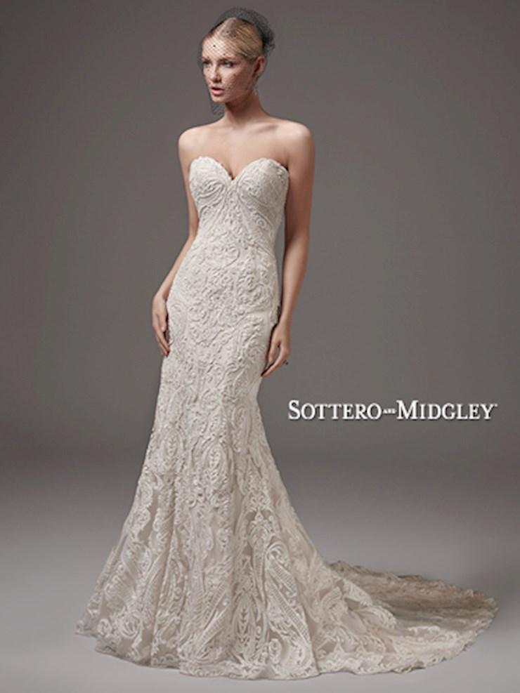 Sottero and Midgley Style #Hadley Image