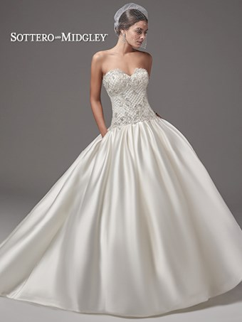 Sottero & Midgley Hampton