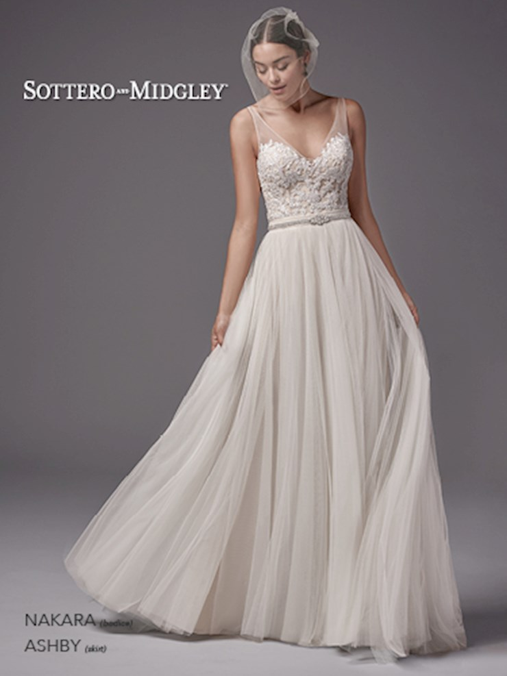 Sottero and Midgley Nakara Image