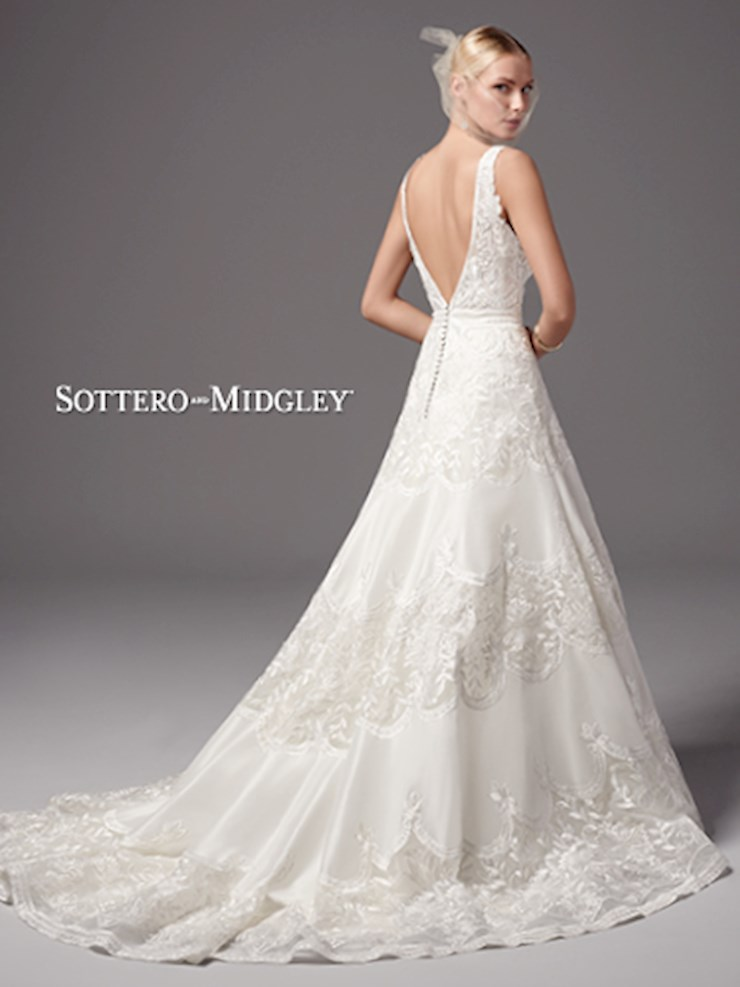 Sottero and Midgley Nisha Image