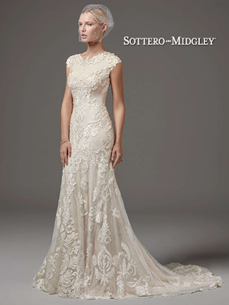 Sottero and Midgley Suzanne Image