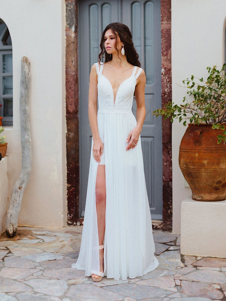 Allure Wilderly Bride Style #F162-Ziggy Image