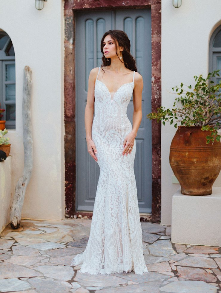 Allure Wilderly Bride F169-Paisley Image