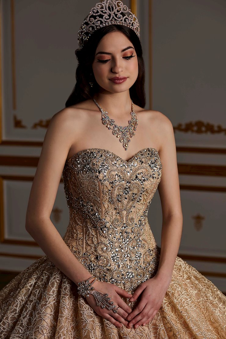 Quinceanera Collection (HoW) Style #26928