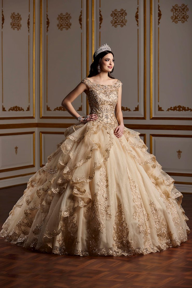 Quinceanera Collection by House of Wu 26929 Image