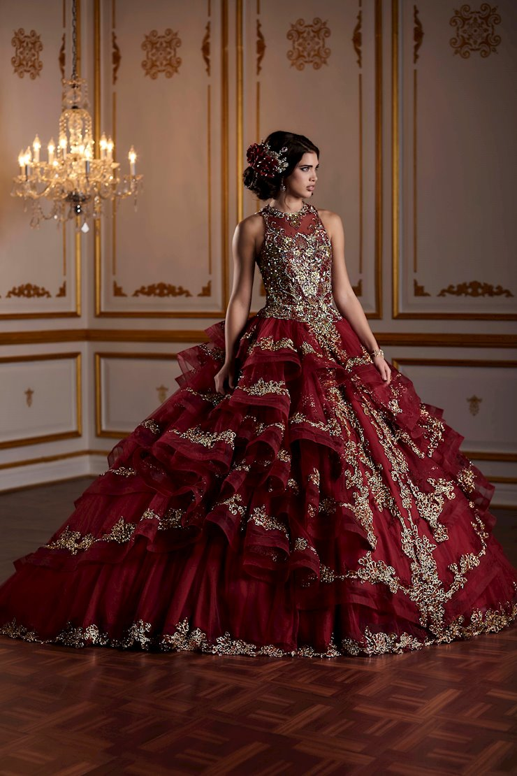 Quinceanera Collection by House of Wu 26933 Image