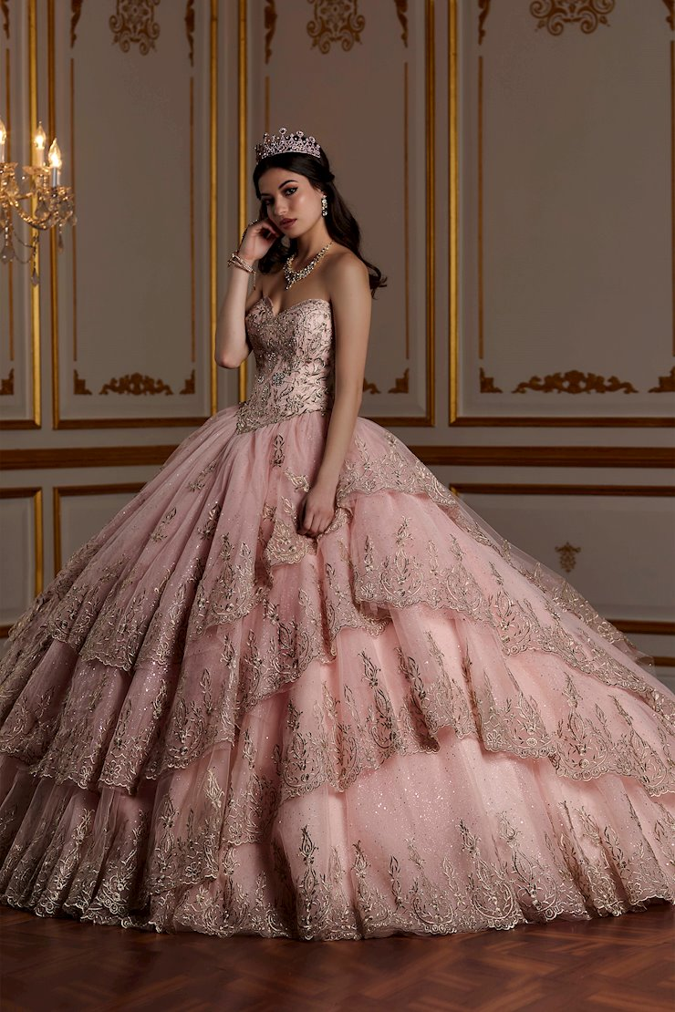Quinceanera Collection by House of Wu 26938 Image