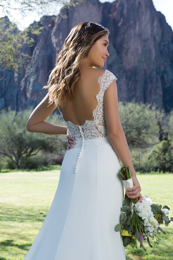 Justin Alexander Sweetheart Style No. 1125  Image