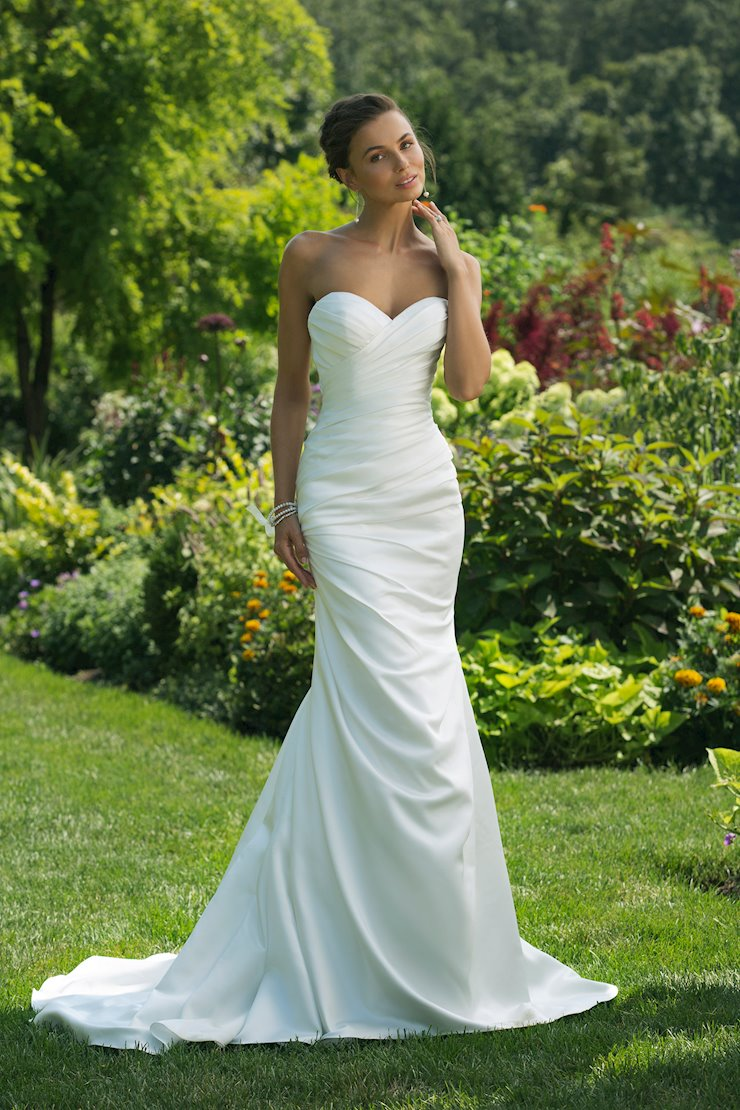 Justin Alexander Sweetheart Style #11016 Image