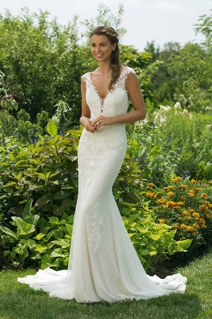 Justin Alexander Sweetheart Style #11033 Image