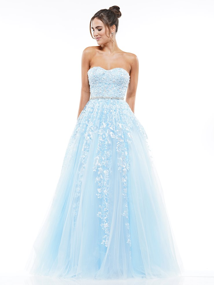 Colors Dress 2154 Image