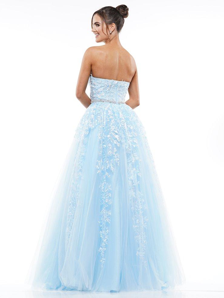 Colors Dress 2154
