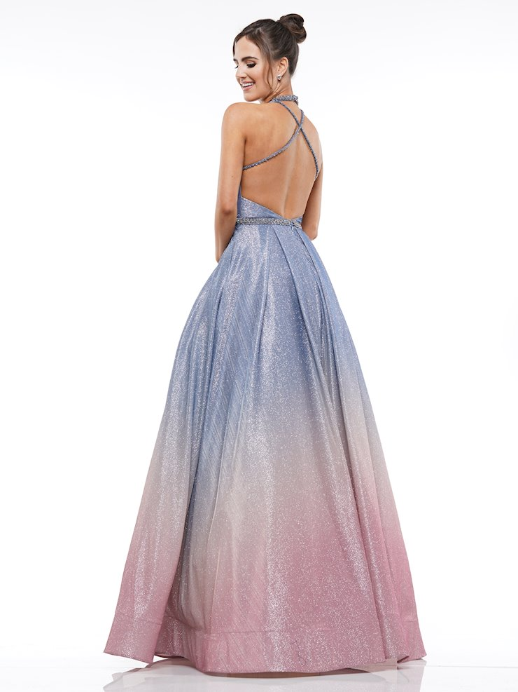 Colors Dress 2155
