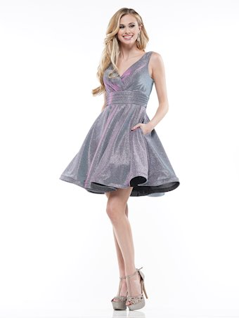 Colors Dress #2160