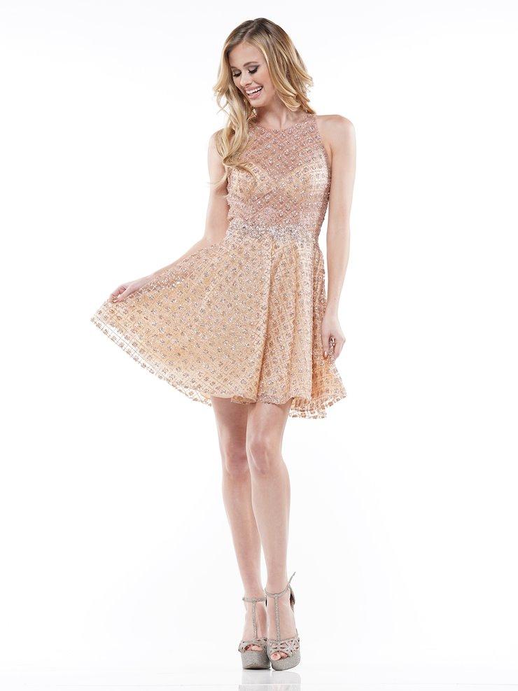 Colors Dress 2167