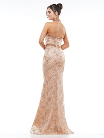 Colors Dress #2176