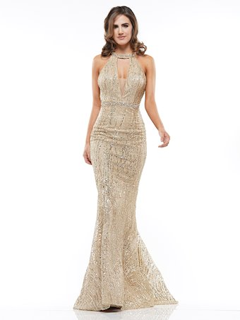 Colors Dress #2198