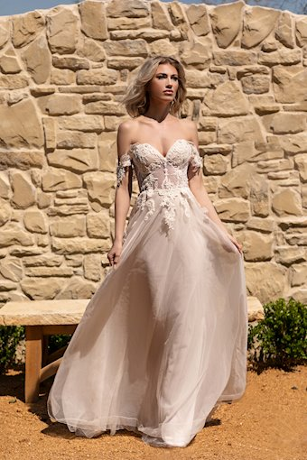 Naama & Anat Haute Couture Violet