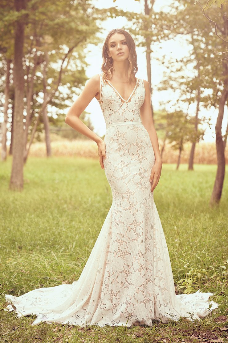 Lillian West Bridal 66073
