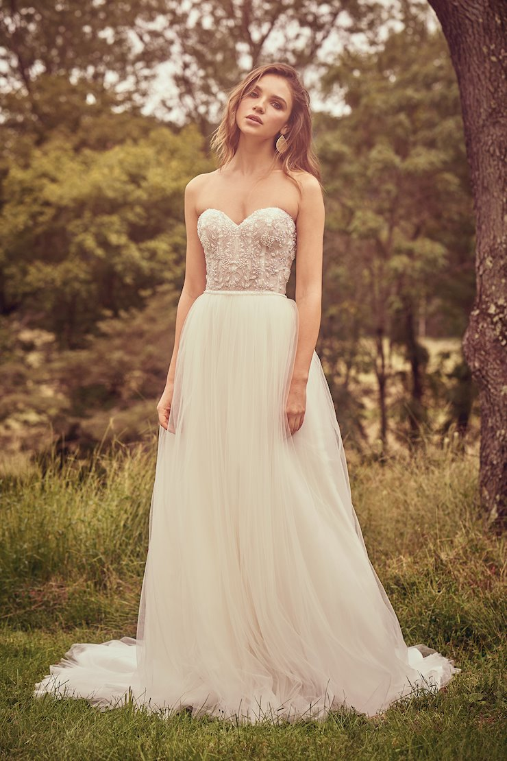 Lillian West Bridal 66074
