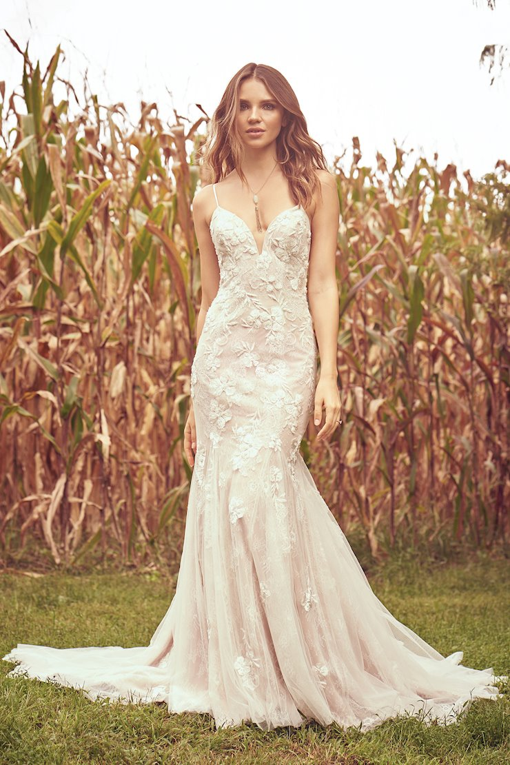 Lillian West Bridal 66075