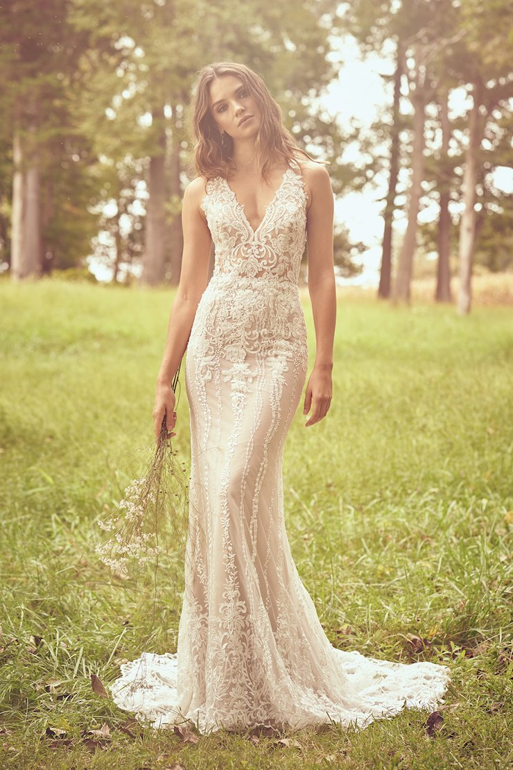 Lillian West Bridal 66076