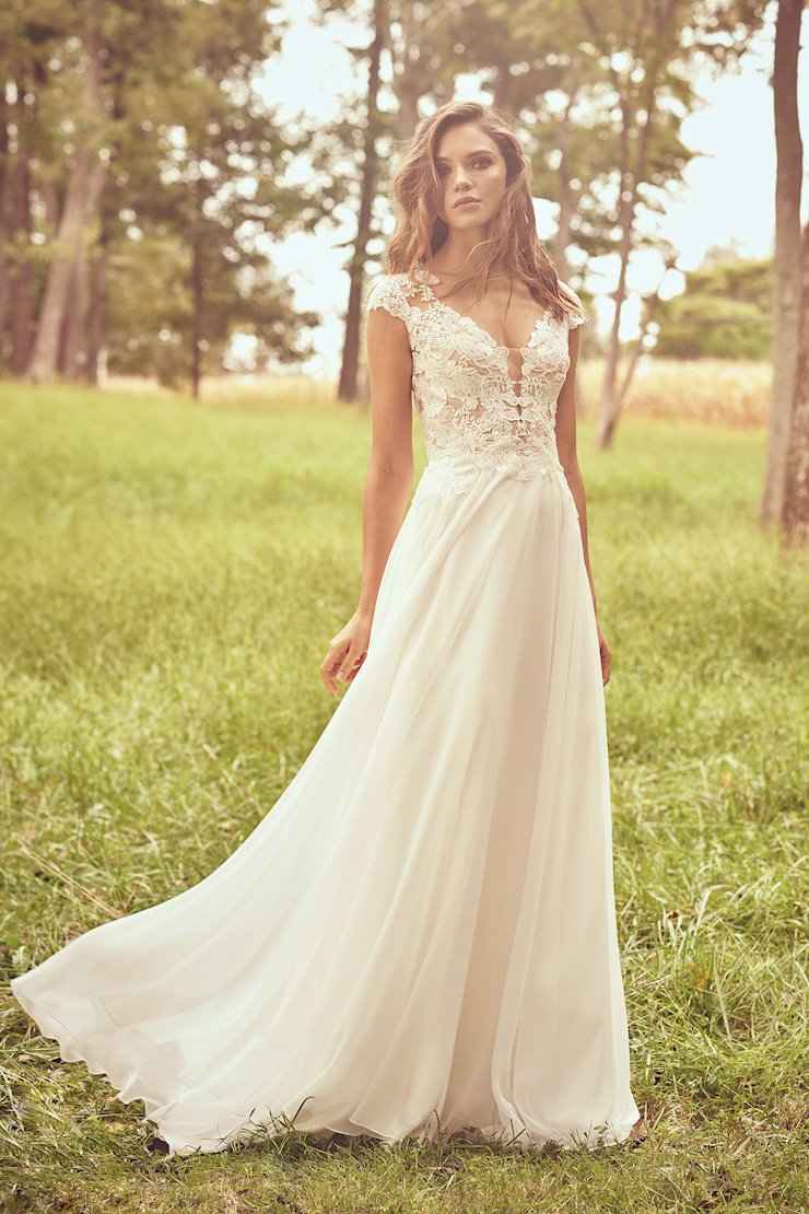 Lillian West Bridal 66077
