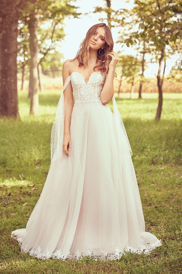 Lillian West Bridal 66082