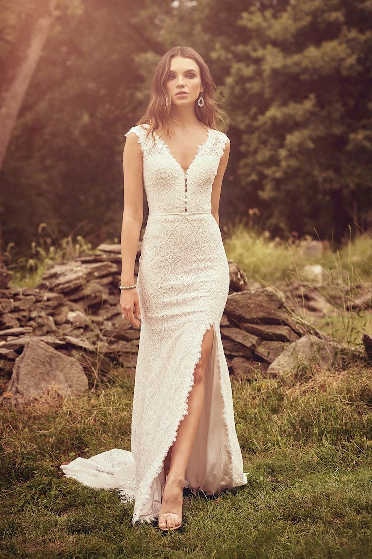 Lillian West Bridal 66083