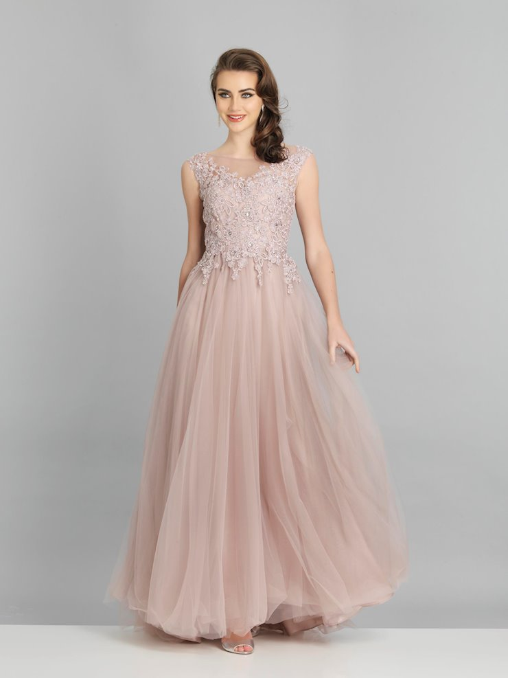 Dave & Johnny Prom Dresses 6819