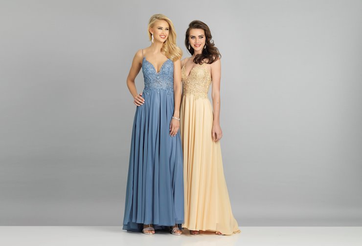 Dave & Johnny Prom Dresses 7248