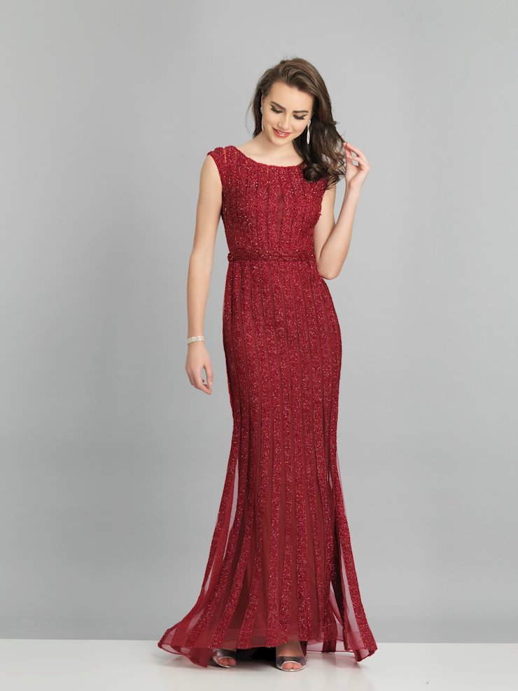 Dave & Johnny Prom Dresses 8429