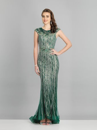 Dave & Johnny Prom Dresses 8440