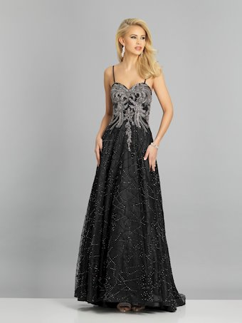 Dave & Johnny Prom Dresses 8441