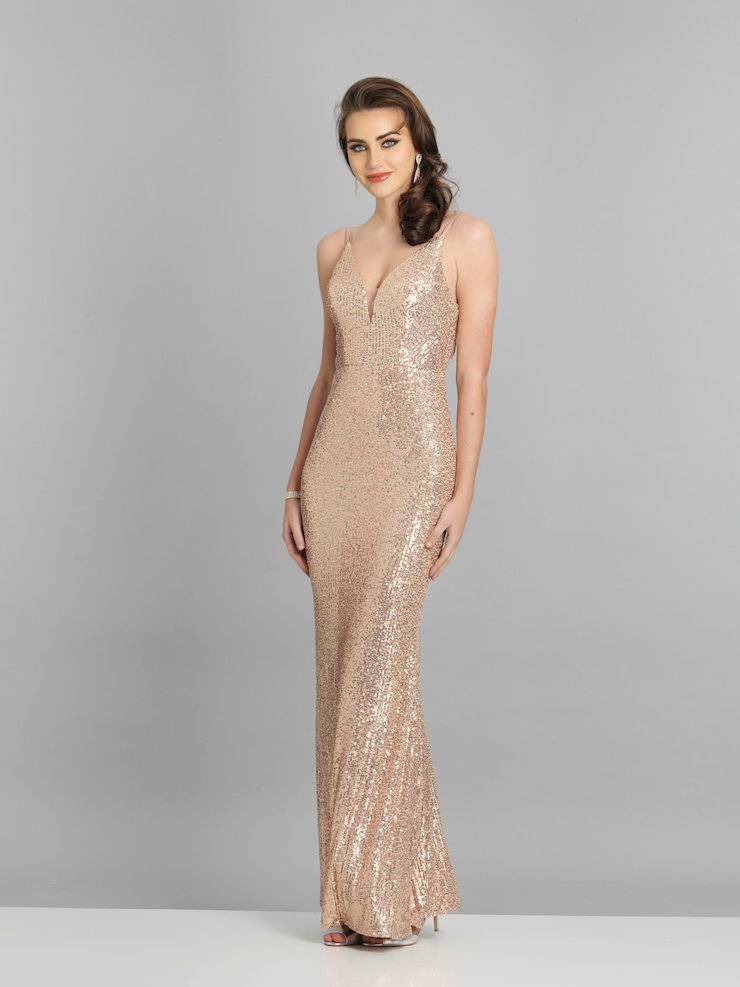 Dave & Johnny Prom Dresses 8461