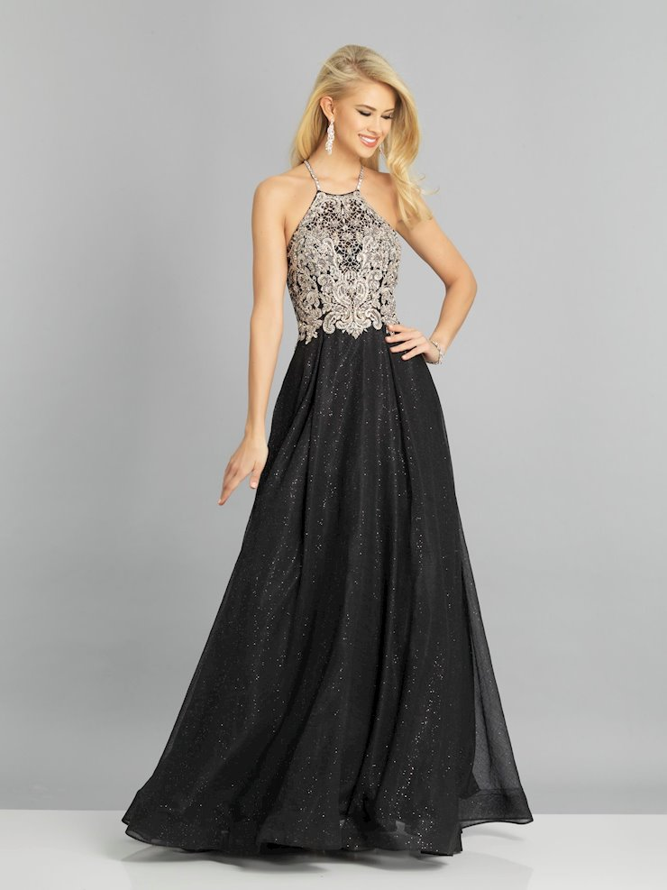 Dave & Johnny Prom Dresses 8469