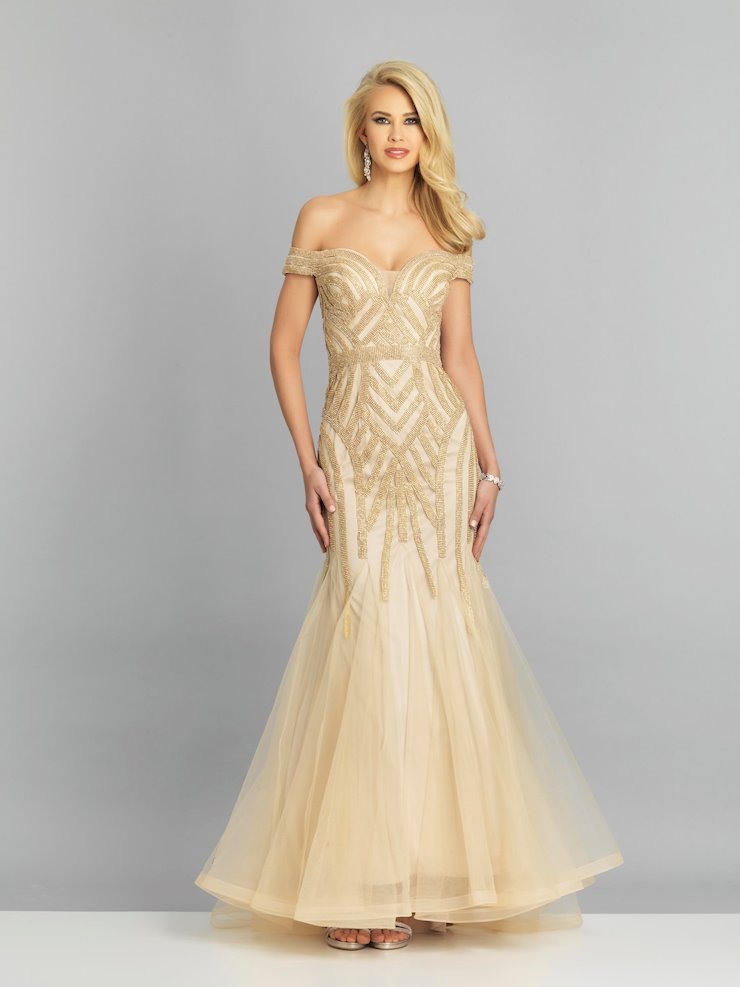 Dave & Johnny Prom Dresses 8519