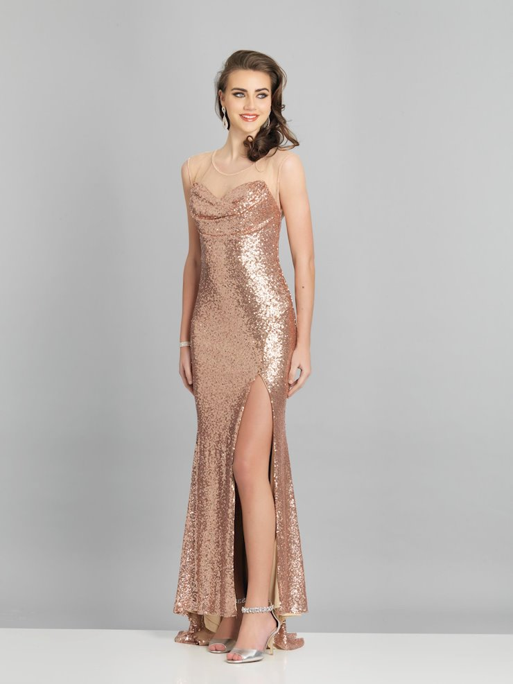 Dave & Johnny Prom Dresses 8614