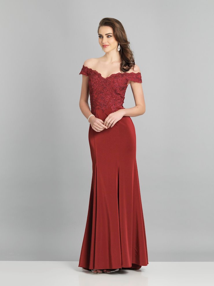 Dave & Johnny Prom Dresses 8633