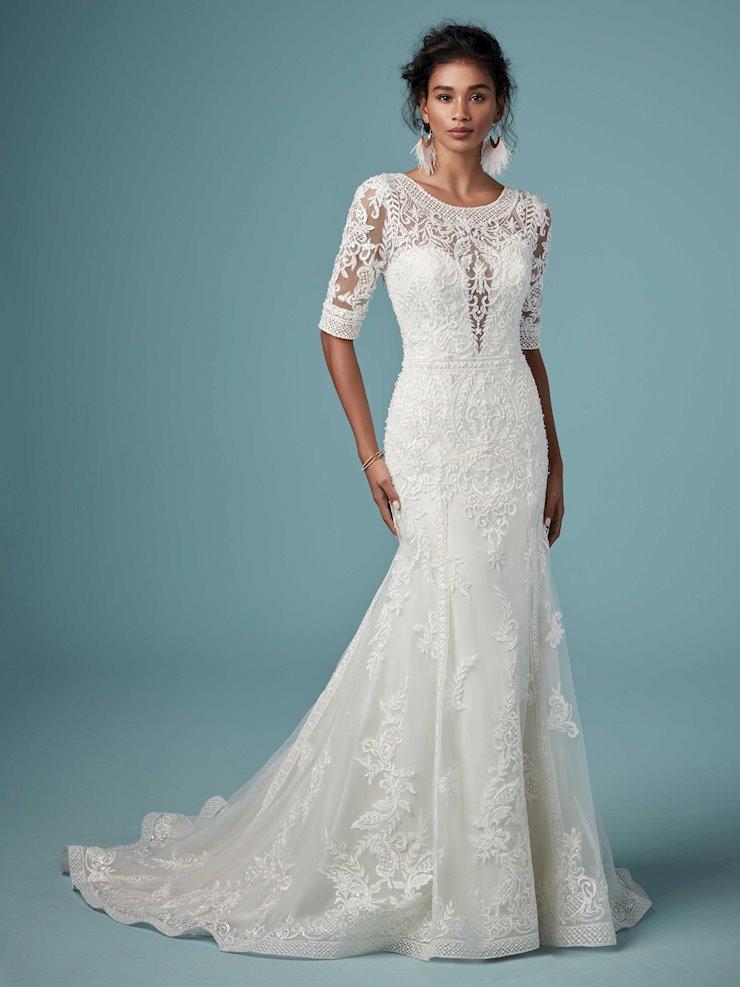Maggie Sottero Bridal Blake