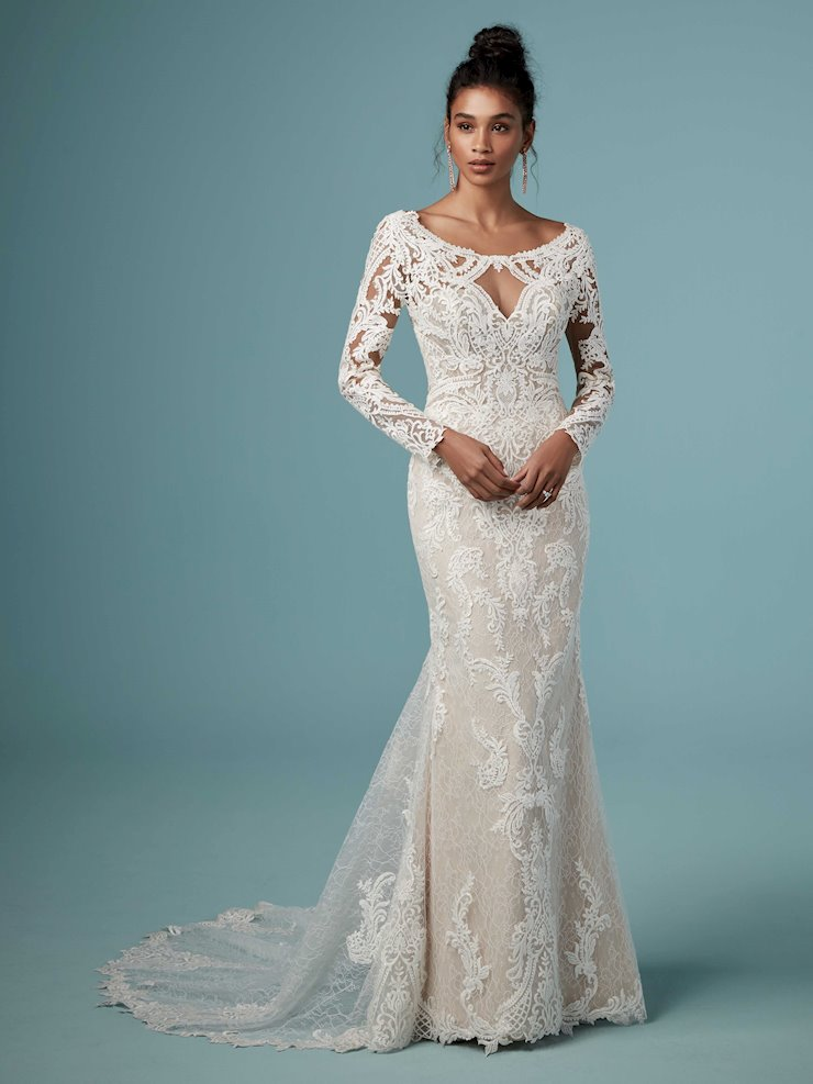 Maggie Sottero Style #Cheyenne Image