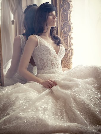 Maggie Sottero Style #Ricarda Rose