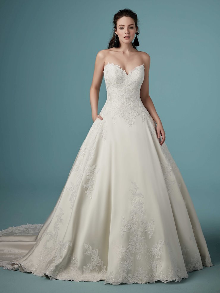 Maggie Sottero Style #Sheridan  Image