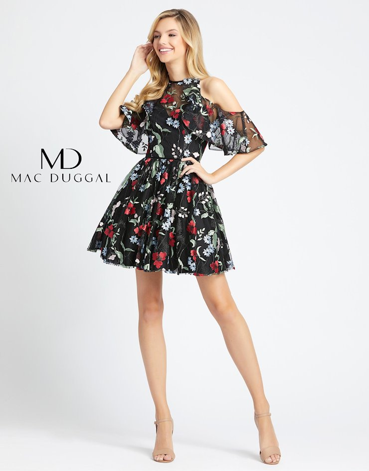 Mac Duggal Style #40858D Image