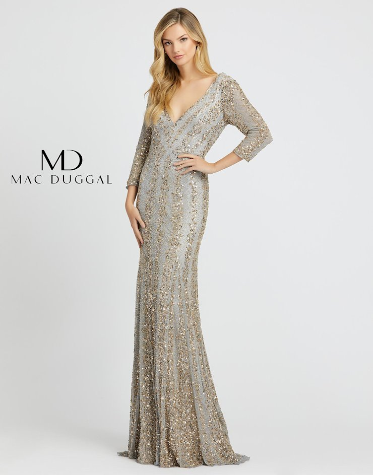 Mac Duggal Style #4247D  Image